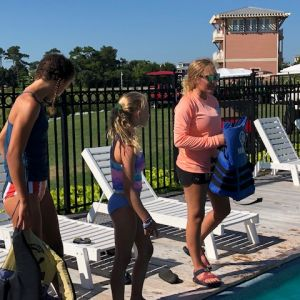 life vest training